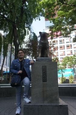 Hachiko Monument